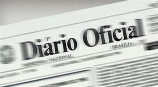 recorte digital do diário oficial